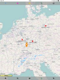 QuoVadis Mobile iOS Tracking